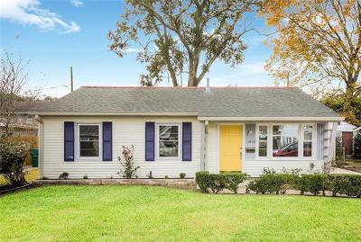 River Ridge, Harahan Single Family Home For Sale: 10416 Alan Street