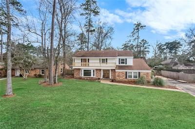 Single Family Home For Sale: 687 Marilyn Drive