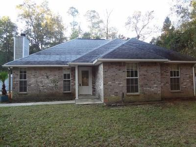 Slidell Single Family Home For Sale: 36330 Jefferson Street