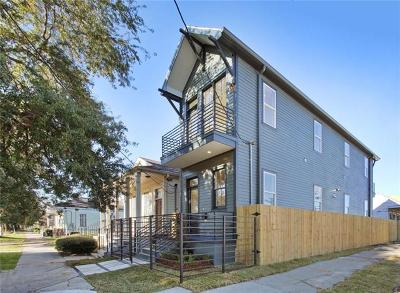 New Orleans Single Family Home For Sale: 1801 Bienville Street