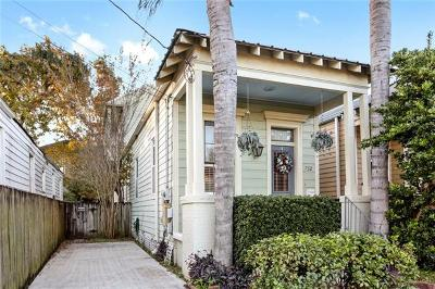 Single Family Home For Sale: 732 General Taylor Street
