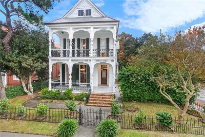 New Orleans Single Family Home For Sale: 1203 Marengo Street