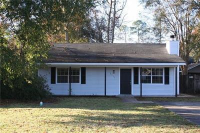Slidell Single Family Home Pending Continue to Show: 2111 Jay Street