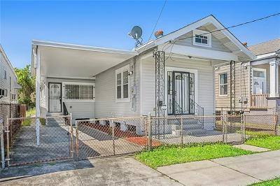 New Orleans Single Family Home For Sale: 2618 Dabadie Street