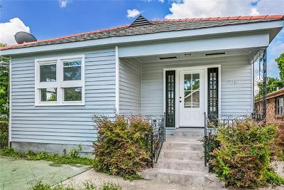 New Orleans Single Family Home For Sale: 2018 Arts Street