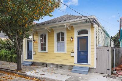New Orleans Multi Family Home For Sale: 926 Piety Street