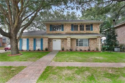 New Orleans Single Family Home For Sale: 3556 Silver Maple Court