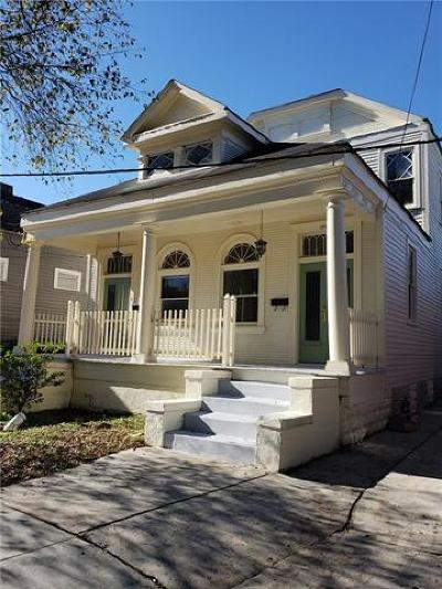New Orleans Multi Family Home For Sale: 309 S Cortez Street