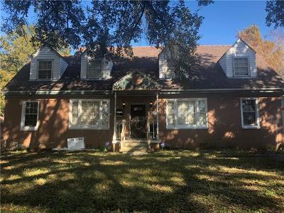 Single Family Home For Sale: 6310 Berkley Drive
