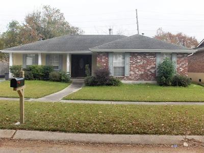 Kenner Single Family Home For Sale: 216 W Louisiana State Drive