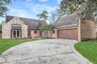 Mandeville Single Family Home For Sale: 499 Devon Drive