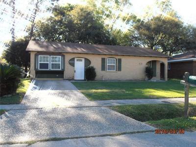 Slidell Rental For Rent: 3708 Brookwood Drive