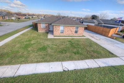 Marrero Single Family Home For Sale: 2764 Bayou Lours Court