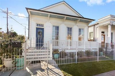 New Orleans Single Family Home For Sale: 802 Philip Street