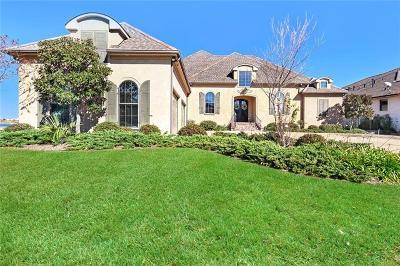 Slidell Single Family Home For Sale: 3089 Sunrise Boulevard