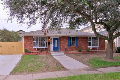 New Orleans Single Family Home For Sale: 117 34th Street