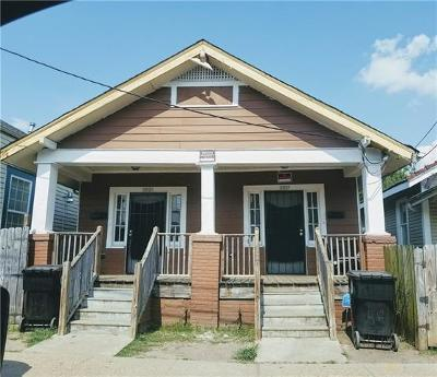 Multi Family Home For Sale: 2919 General Taylor Street