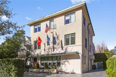 New Orleans Condo For Sale: 4815 St Charles Avenue #4815