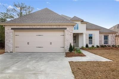 Madisonville Single Family Home For Sale: 2064 Cypress Bend Lane