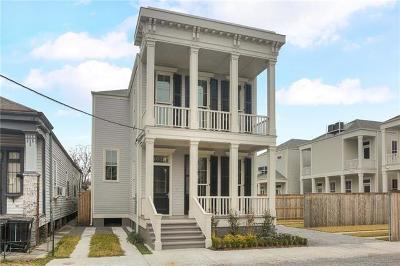 New Orleans Single Family Home Pending Continue to Show: 1019 Terpsichore Street
