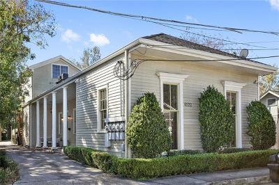 Jefferson Parish, Orleans Parish Condo For Sale: 6222 Laurel Street #1