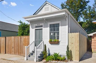 New Orleans Single Family Home For Sale: 812 Delery Street