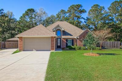 Madisonville LA Single Family Home For Sale: $221,900