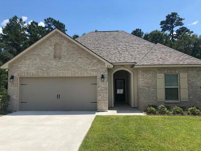 Covington Single Family Home For Sale: 641 Terrace Lake Drive