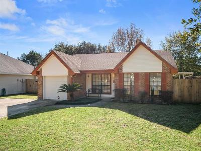 Slidell Single Family Home For Sale: 47 Cypress Meadow Loop