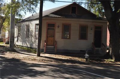 New Orleans Multi Family Home For Sale: 2400 St. Bernard Avenue