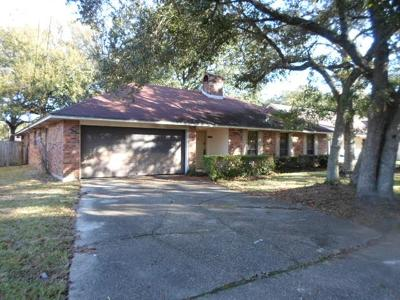 Slidell Single Family Home For Sale: 1476 Saint Christopher Street