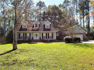 Single Family Home For Sale: 23084 Spring Street