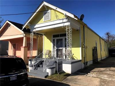 New Orleans Single Family Home For Sale: 1622 Louisa Street