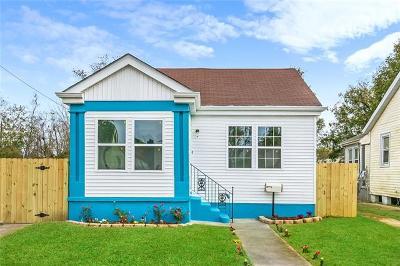 New Orleans Single Family Home For Sale: 2325 Alvar Street