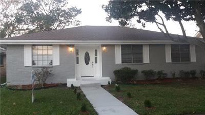 Metairie Single Family Home For Sale: 3912 Ferran Drive