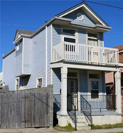 Single Family Home For Sale: 209 N Gayoso Street