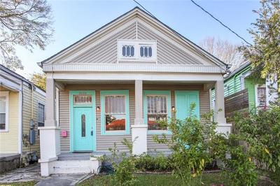 New Orleans Single Family Home For Sale: 2628 Dublin Street