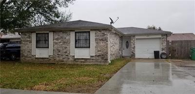 Marrero Single Family Home For Sale: 1837 Burnley Drive
