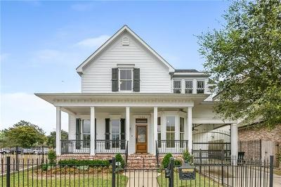 Single Family Home For Sale: 7121 Louisville Street