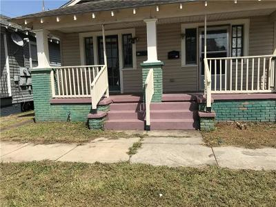 New Orleans Multi Family Home For Sale: 933 Gordon Street