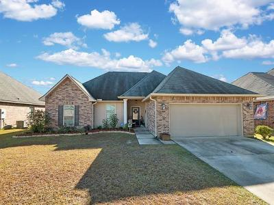 Slidell Single Family Home For Sale: 684 Fairfield Loop