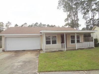 Slidell Single Family Home For Sale: 1808 Brookter Street