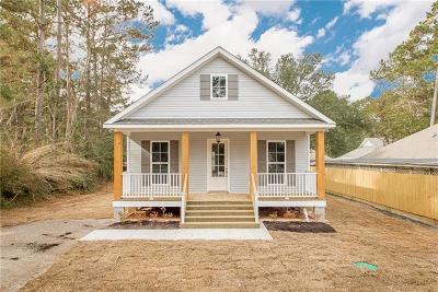 Covington Single Family Home For Sale: 70399 K Street