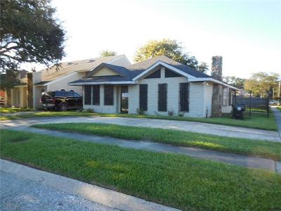 New Orleans Single Family Home For Sale: 11949 Curran Road