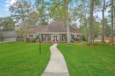 Single Family Home For Sale: 8016 Elizabeth Lane