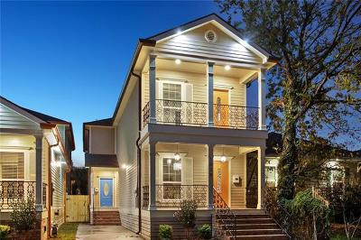Multi Family Home For Sale: 1926 Bienville Street