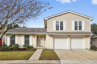 Gretna Single Family Home For Sale: 822 Sheree Lynn Court