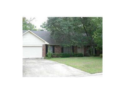 Slidell Rental For Rent: 336 Country Club Boulevard