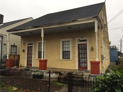 New Orleans Single Family Home For Sale: 2338 Chippewa Street