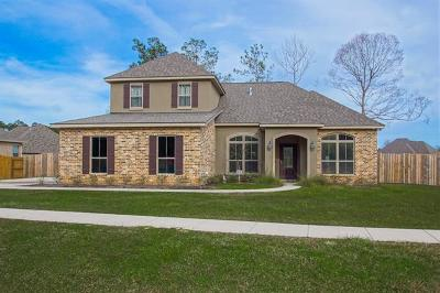 Madisonville Single Family Home For Sale: 677 Pine Grove Loop